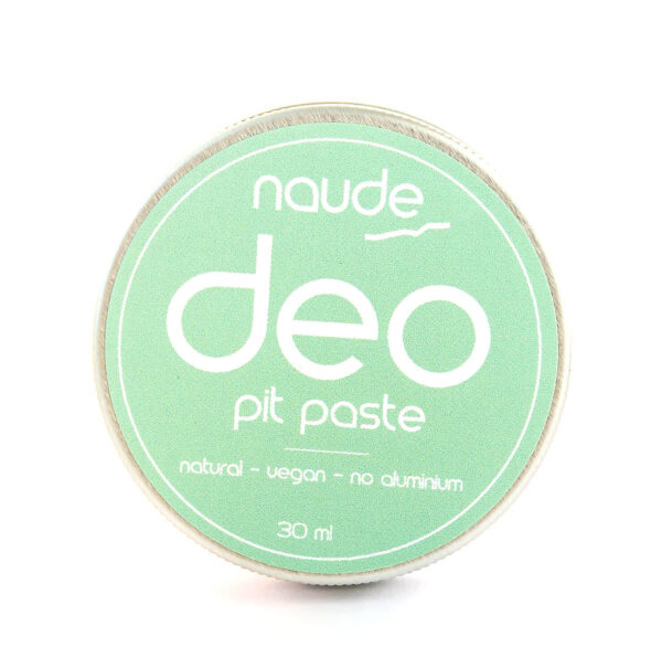natural deo pit paste