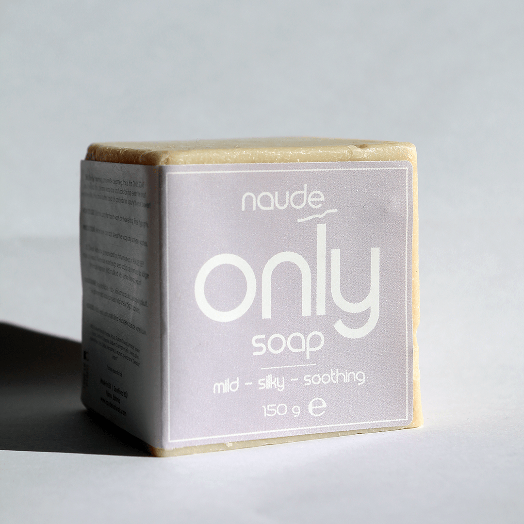 only soap